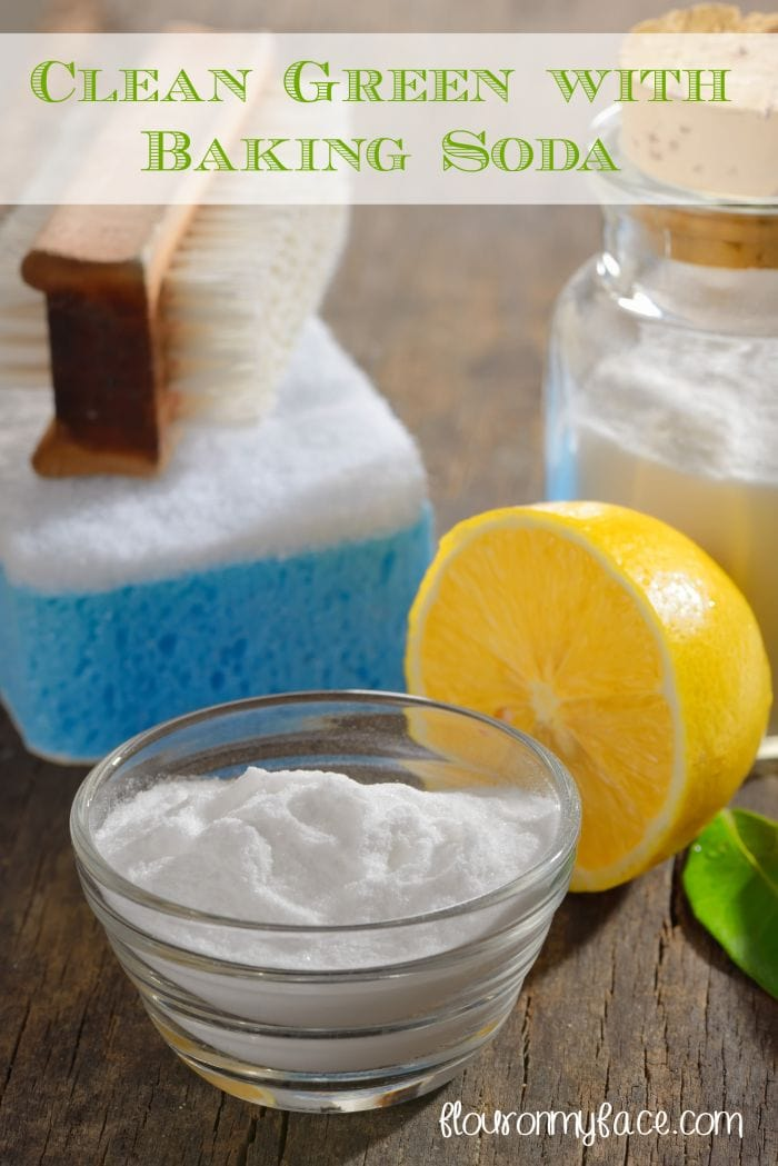 cleaning with baking soda flour on my face. Black Bedroom Furniture Sets. Home Design Ideas