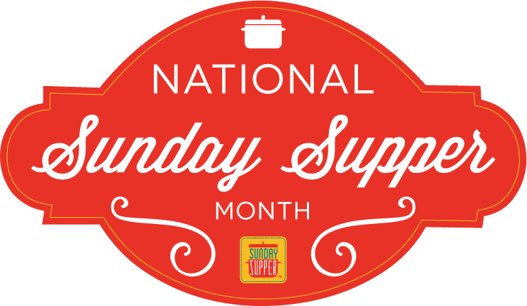 National Sunday Supper Month #SundaySupper
