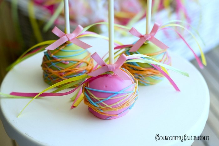Girl Baby Shower Ideas via flouronmyface.com