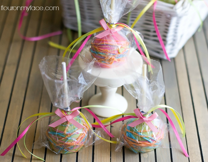 Paisley Baby Shower Cake Pops Flour On My Face