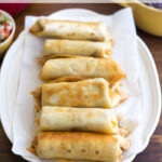 Homemade Chimichangas Recipe