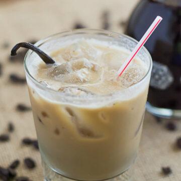 Kahlua Cream Soda recipe via flouronmyface.com