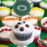 Skittles® Game Day Cupcakes #buy2get2