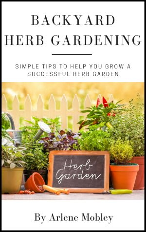 Backyard Herb Gardening eBook cover
