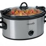 Crock-Pot-6-quart slow cooker available on Amazon via flouronmyface.com #ad