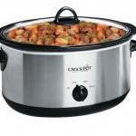 Crock Pot 7 quart slow cooker available on AMzon via flouronmyface.com #ad