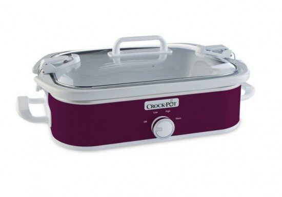 Crock Pot Casserole Slow Cooker available at AMazon via flouronmyface.com #ad