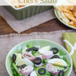 How to Make a Chef's Salad