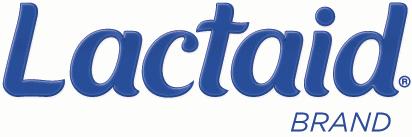 LACTAID® Logo via flouronmyface.com