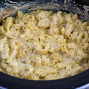 Spicy Crock POt Macaroni and Cheese Recipe