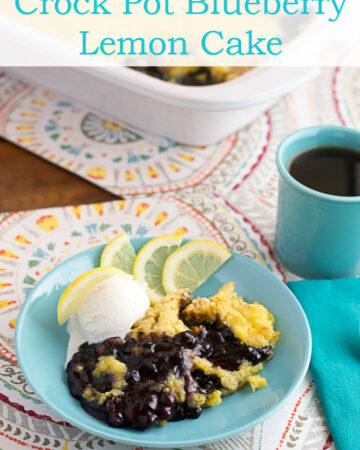 Crock-Pot-Blueberry-Lemon-Cake-recipe via flouronmyface.com