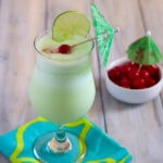 Midori Colada Cocktail