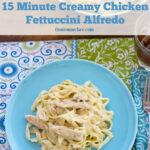 Tyson® Meal Kits: Creamy Chicken Fettuccini Alfredo