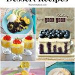 35 Lemon Dessert Recipes