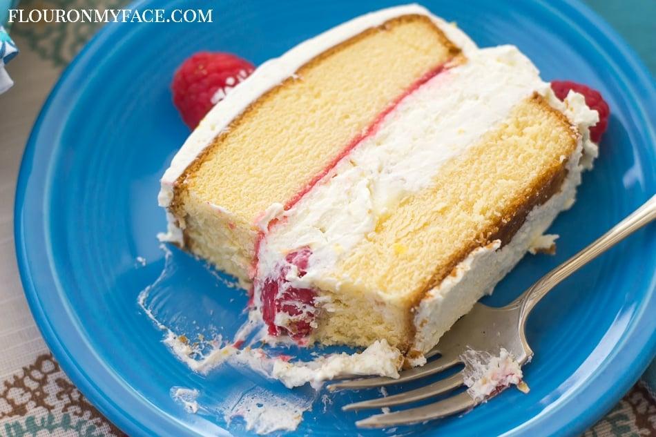 box lemon cake recipe