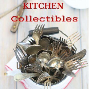 Vintage Kitchen Collectibles EeBay Guide via flouronmyface.com