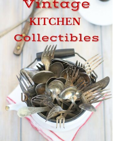 Vintage Kitchen Collectibles EeBay Guide via flouronmyface.com