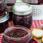 Cherry Habanero Jam Recipe with Video