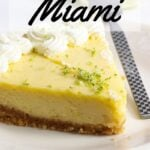 Best Key Lime Pie in Miami