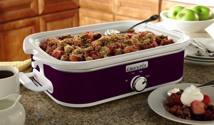 Crock-Pot Casserole Slow Cooker Giveaway via flouronmyface.com