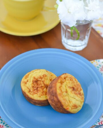 Jimmy Dean Delights Frittatas are an easy 2 minute low carb breakfast option via flouronmyface.com #ad