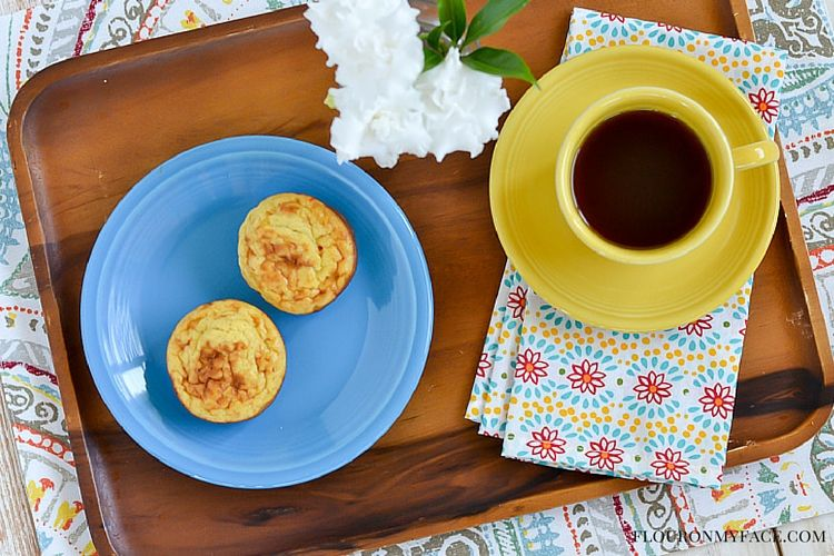 Jimmy Dean Delights Frittatas are a perfect breakfast option for busy people via flouronmyface.com
