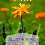 8 Summer Gardening Hacks