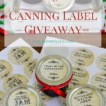 CanningCrafts Canning Label Giveaway