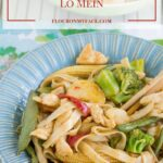 Easy Szechaun Chicken Lo Mein