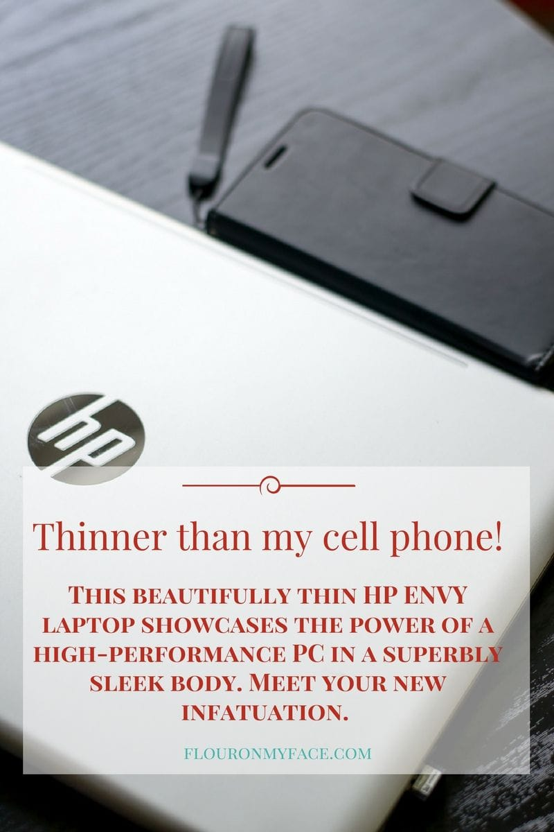 HP NOtebooks are thin and lightweight via flouronmyface.com