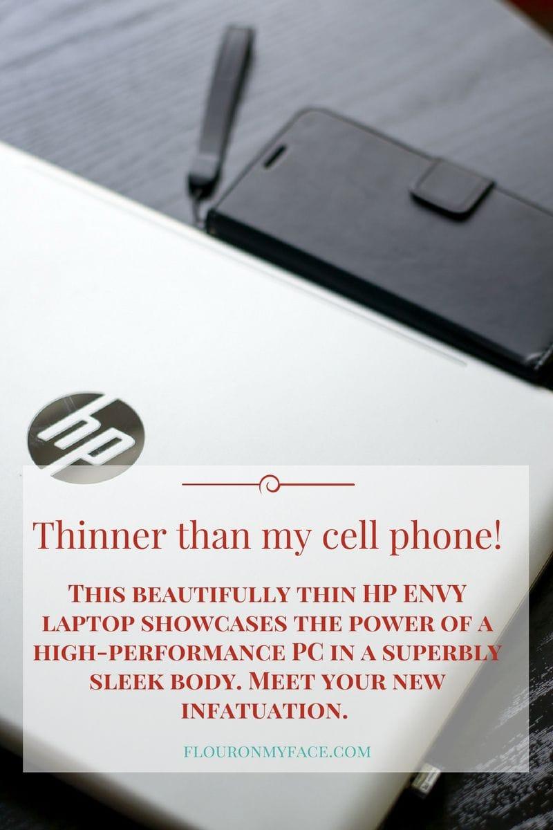 HP NOtebooks are thin and lightweight via flouronmyface.com