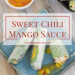 Sweet Chili Mango Sauce