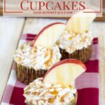 Apple Spice Cupcakes #FoodBlogGenius