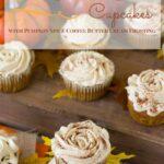 Pumpkin Spice Cupcakes #YouAreExtraordinary