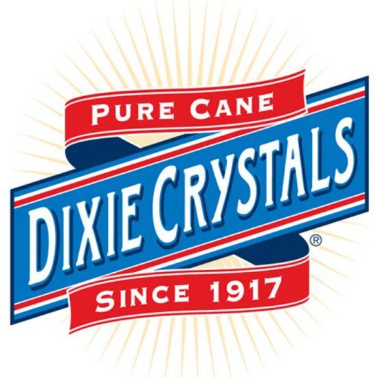 Dixie Crystals brand logo #ad via flouronmyface.com