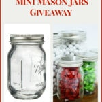BALL® Mini Mason Jars Giveaway