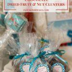 Crock Pot Chocolate Dried Fruit Nut Clusters