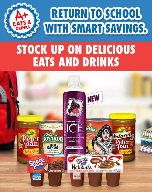 Kroger coupon deals via flouronmyface.com #ad #APlusEatsandDrinks #APlusEatsandDrinksSweeps