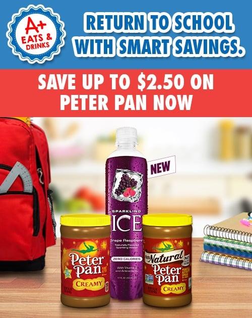 Peter Pan Kroger coupon deals via flouronmyface.com #ad