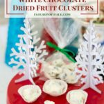 Crock Pot White Chocolate Dried Fruit Clusters