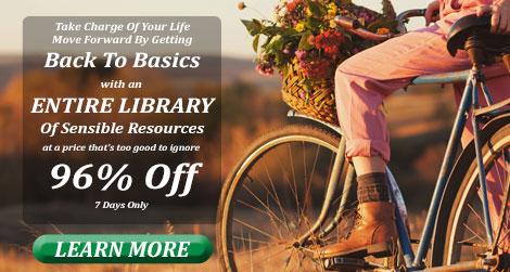 Back To Basics-Simple-Living-Coming Soon via flouronmyface.com