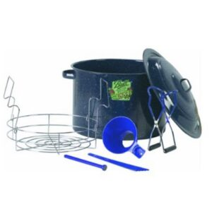 Ball Enamel How Water Bath Kit