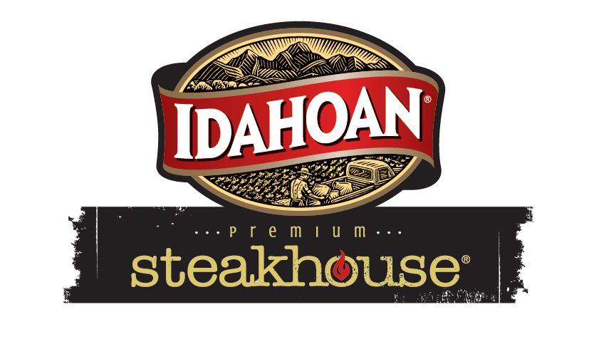 Idahoan Soup Logo #ad