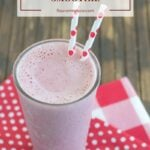 Sweet Cherry Kefir Smoothie Recipe