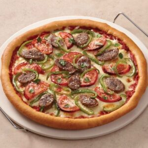 Wilton Ceramic Pizza Stone-15-Inch