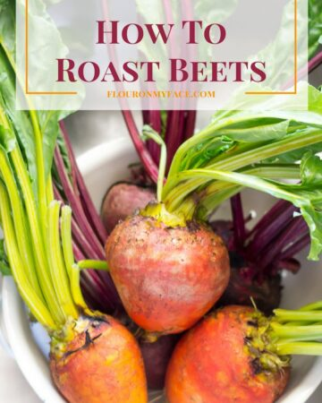 Once you learn How To Roast Beets you can use your new found cooking skills to roast any vegetable you want to add a punch of extra flavor to.