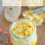 Delectable Roasted Golden Beet Butter