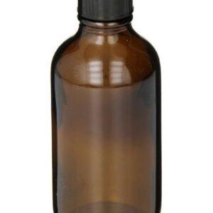 4 oz Brown Boston Round Bottles for homemade Vanilla Extract