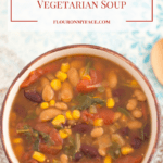Crock Pot Vegetarian Soup