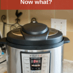 I Bought An Instant Pot Pressure Cooker
